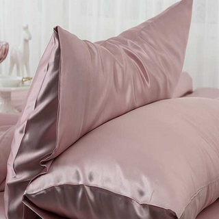 Customized Anti Wrinkle Natural Silk Pillowcase Factory