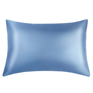 White Personalized Silk Pillowcase Canada