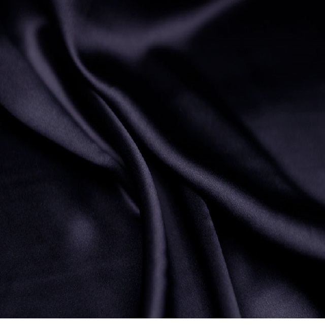 Silk Satin Types of Fabric by The Yard for Lady Dress